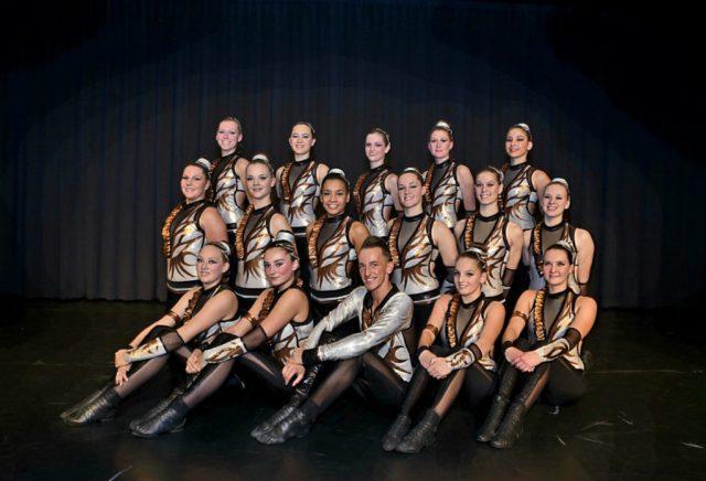 DV X-perience organiseert zondag een danstoernooi in De Geseldonk