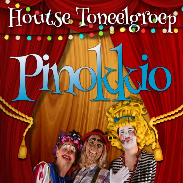Houtse Toneelgroep speelt Pinokkio