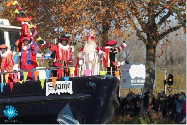 Ontmoet Sinterklaas in De Geseldonk