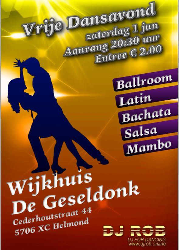 Dansavond in De Geseldonk