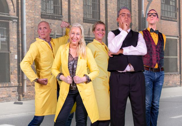 Houtse Toneelgroep speelt in oktober 'Een koekje van eigen deeg' met leuke kortingsactie