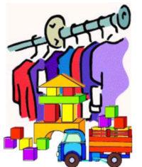 Speelgoed- en kinderkledingbeurs